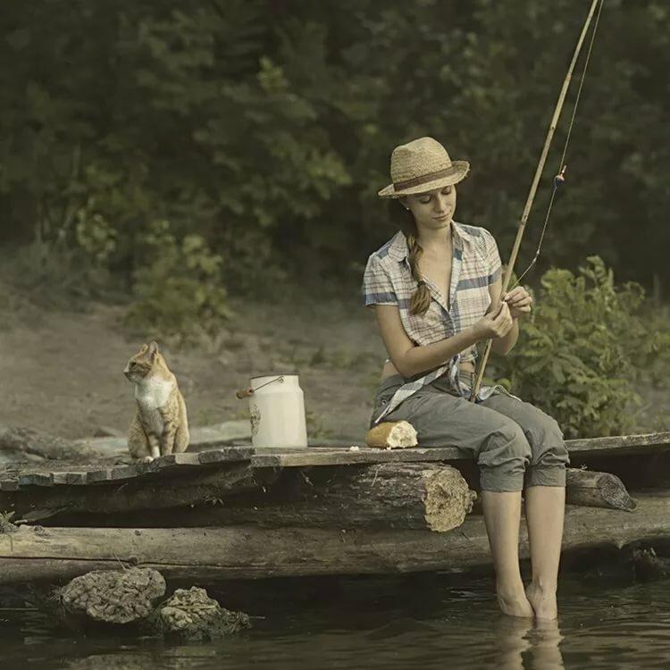 Прикольные картинки фото о рыбалке, картинках