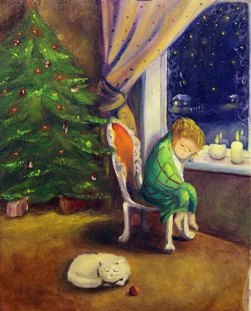 картинки на тему рождественское чудо ним брала