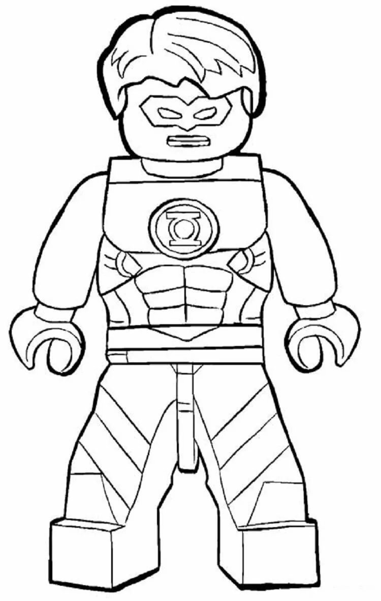Lego Robin Coloring Pages - Coloring Pages 2019 в Яндекс ...