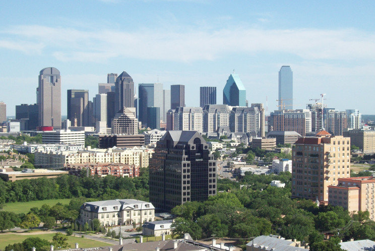 Даллас - крупнейший город штата Техас.