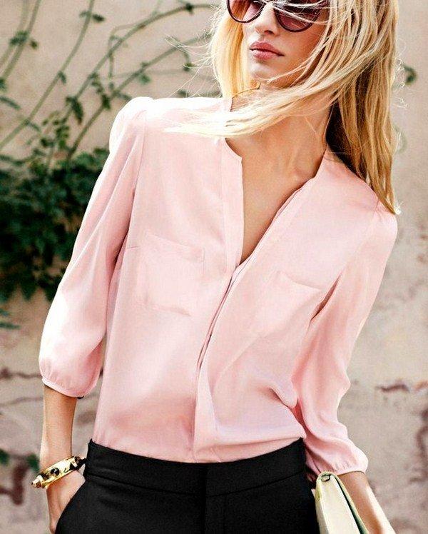 женская рубашка блузка фото