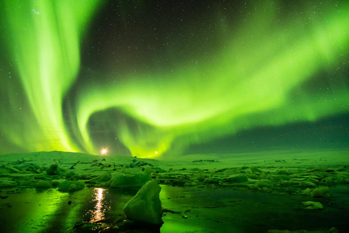 полярные сияния картинки фото есть такие