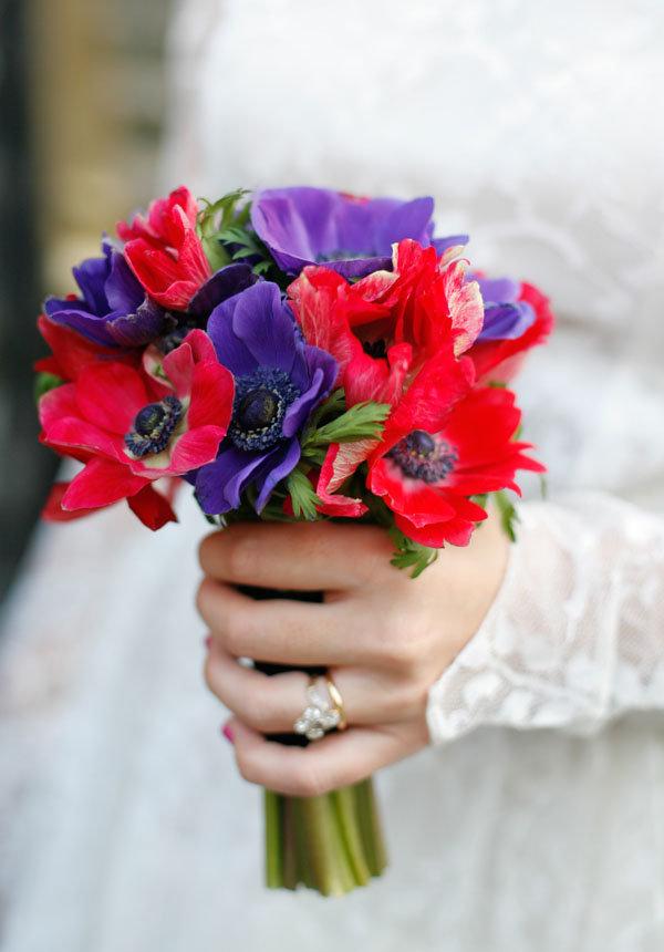 Свадебный букет красные маки, екатеринбурге