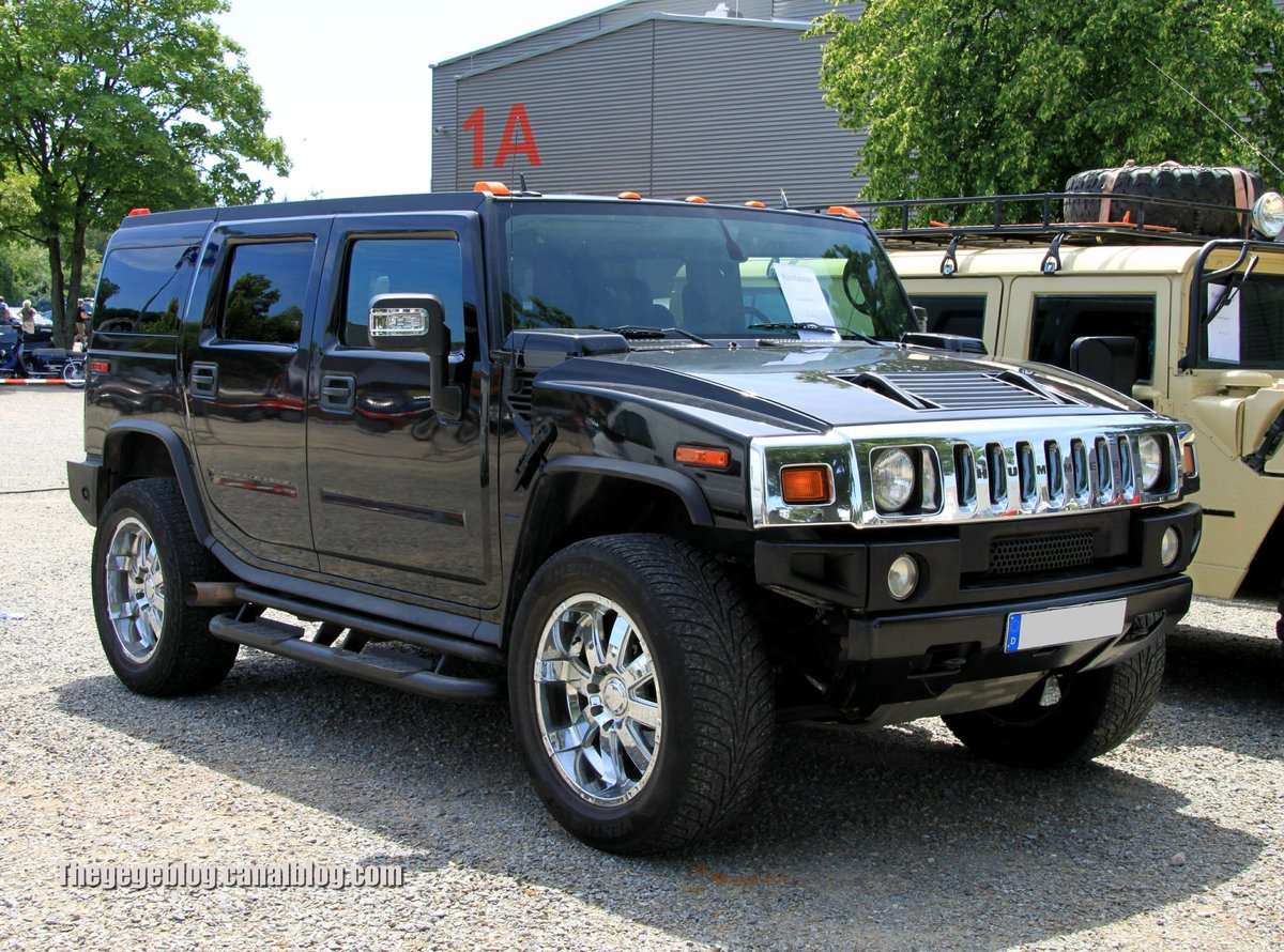 "2018 Hummer H2 >> ""Hummer H2 2016"" — card from user EvaLloth in"
