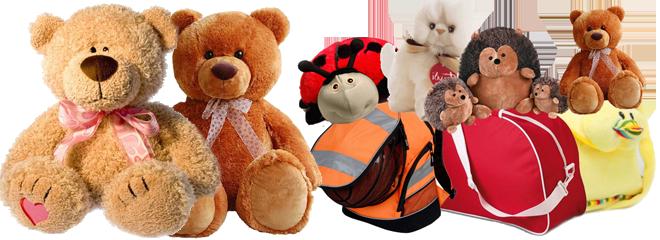 Купить мягкие игрушки дешево