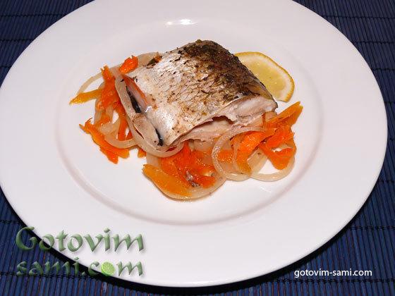 Простой рецепт запекания рыбы