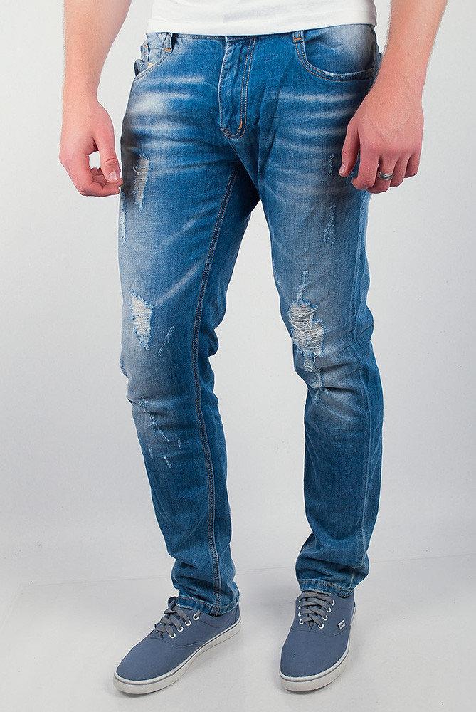 Мужские джинсы своими руками фото 767
