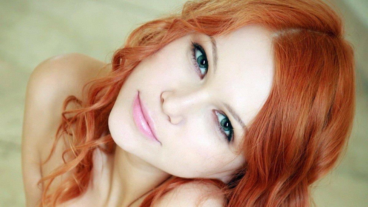 Секс с рыжими девками, Красивые рыжие девушки в бесплатном порно онлайн 8 фотография