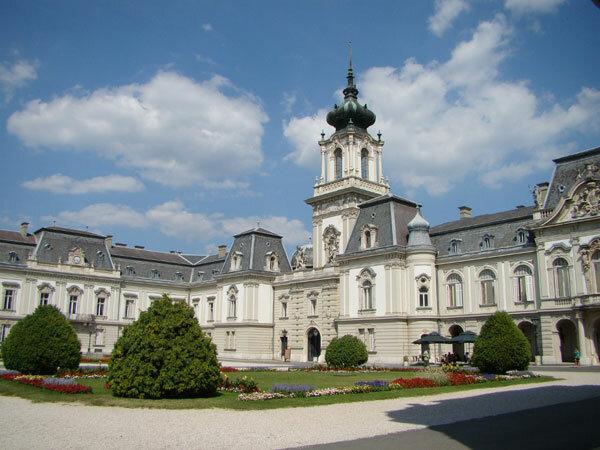 Дворец Фештетичей, Венгрия.
