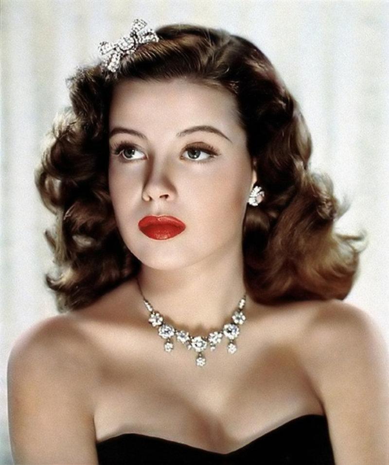макияж 40 х годов фото