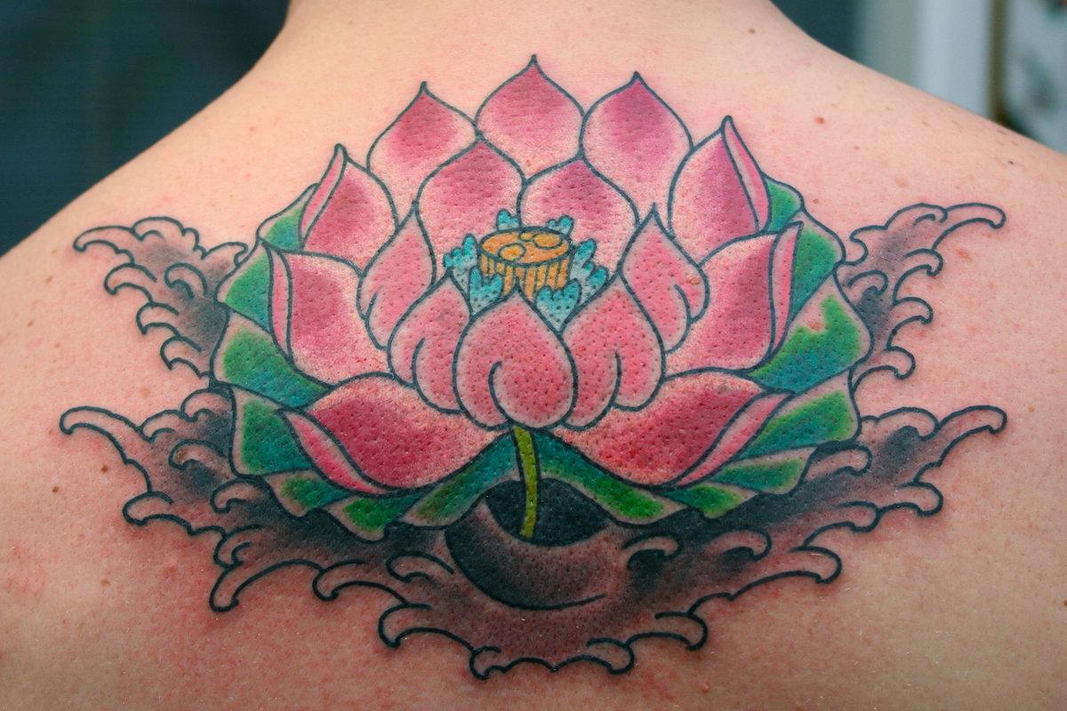 Popular Flowers For Tattoos 41 Enticing Lotus Flower Tattoos Card