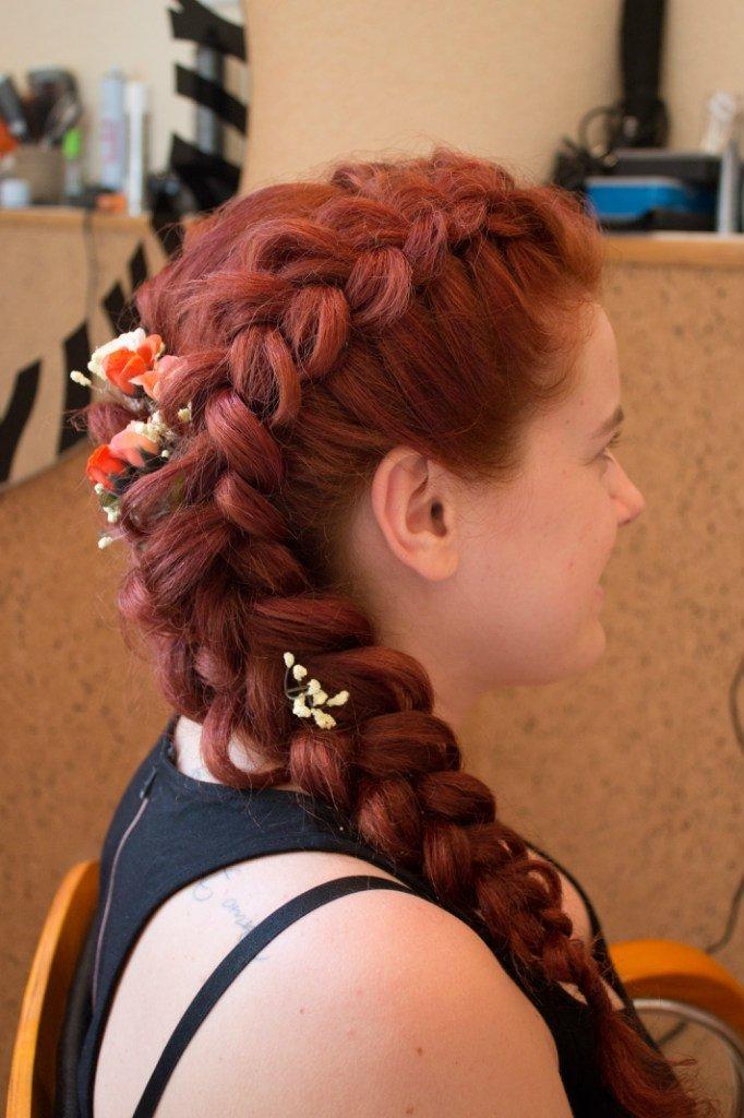 Плетение кос свао