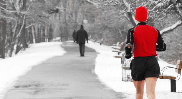 У закал бега есть противопоказания. Прежде чем приступить к тренировке своей морозоустойчивости, поговорите с врачом.