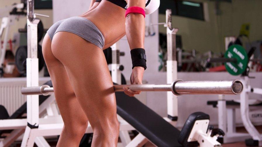 fitness girls ass