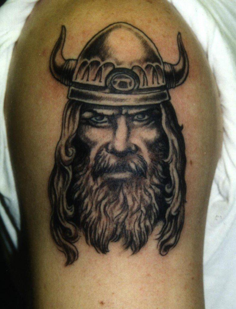 Тату викингов фото и их значение