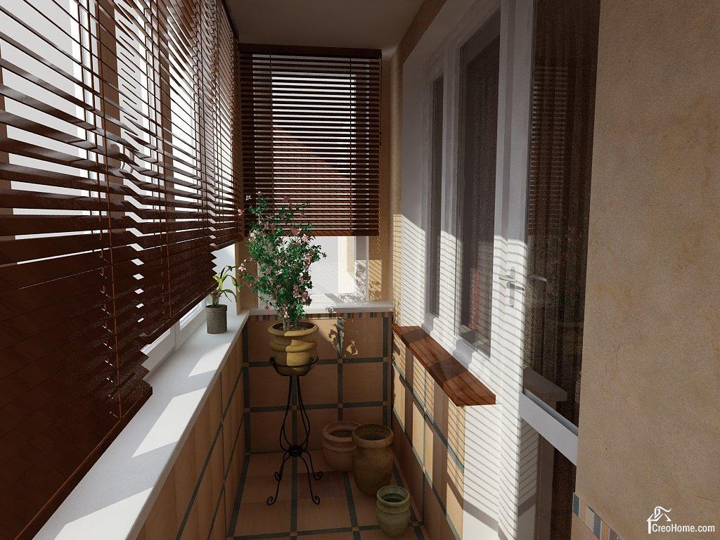 Отделка балкона внутри (112 фото): внутреннее оформление лож.