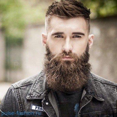 Издавна мужская борода символизировала мужественность представителей сильного пола