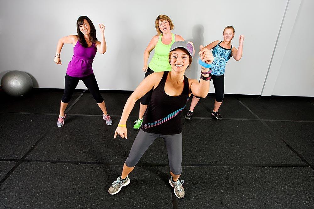 Зумба эффективное похудение