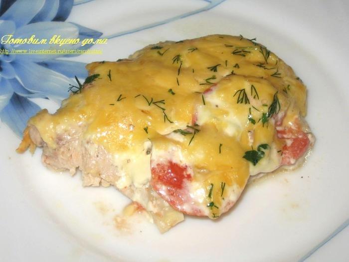 Приготовить мясо по французски из куриного филе
