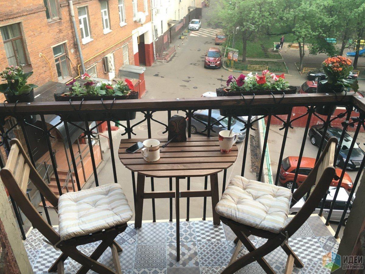 """Стулья на балконе"""" - карточка пользователя sockerinayuliya в."""