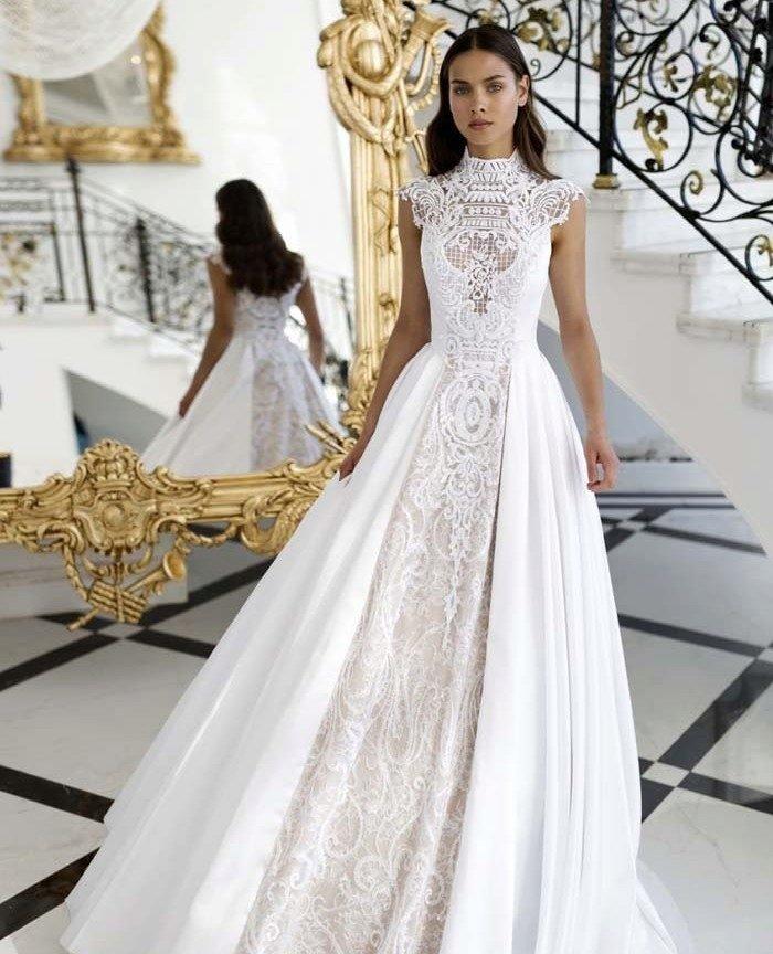475Фото красивые платья для венчания