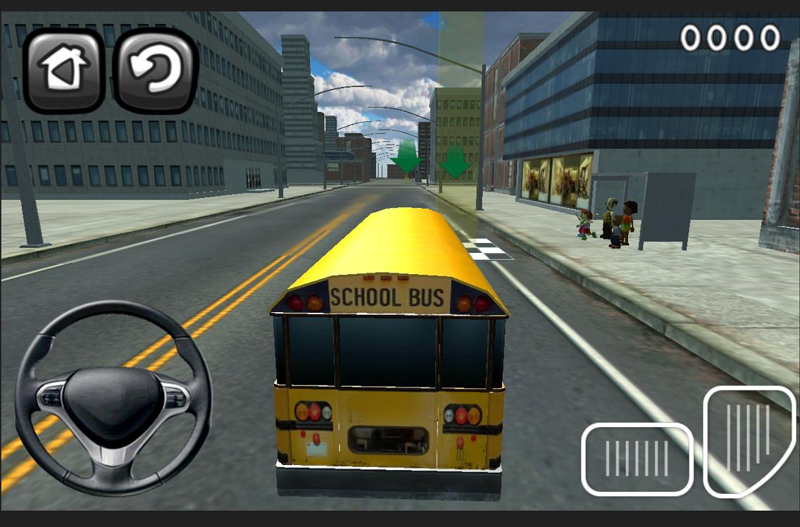 Играть в симулятор вождения автобуса
