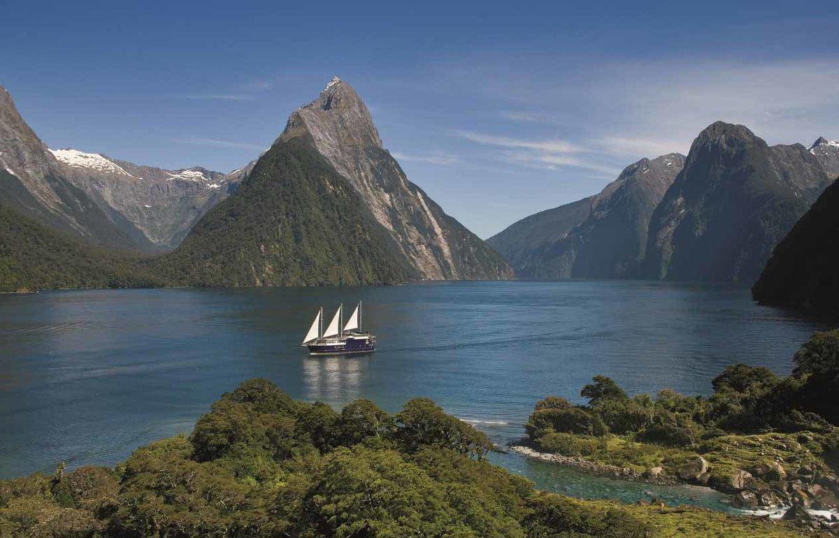 Смотреть видео природа новой зеландии — photo 1