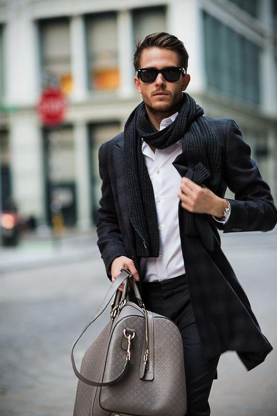 Как сделать стильное фото мужчины 352