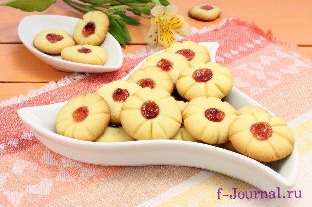 Как приготовить вкусное печенье пошаговый рецепт 68