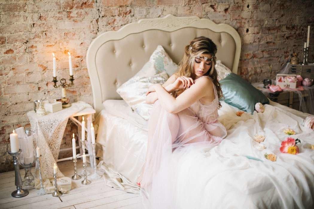 Невеста на постели картинки