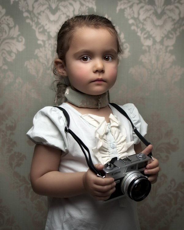 Маленький фотограф. Фотограф из Мельбурна (Австралия) Билл Гекас.