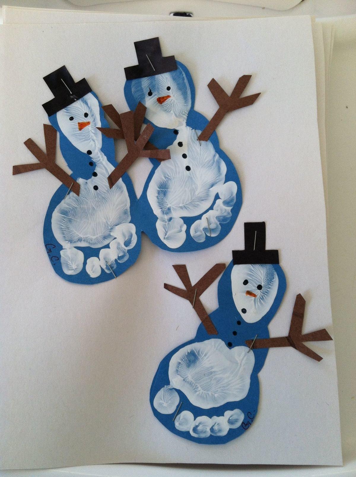 Детские картинки на новый год своими руками