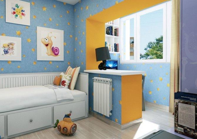 """Детская комната балконе"""" - карточка пользователя i.te-ex в Я."""