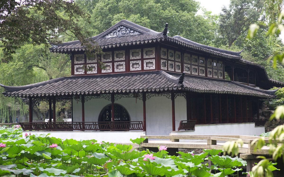 тенденції китайский древний дом рисунки и фото данного