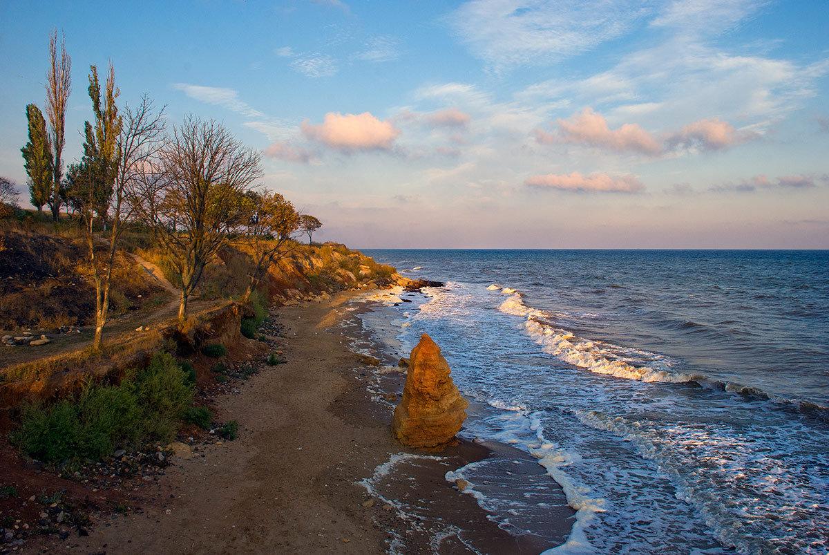 Черное море и ее берега картинка