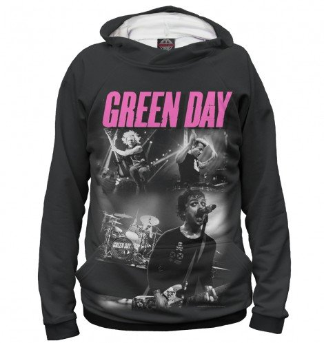 Худи для мальчика Green Day