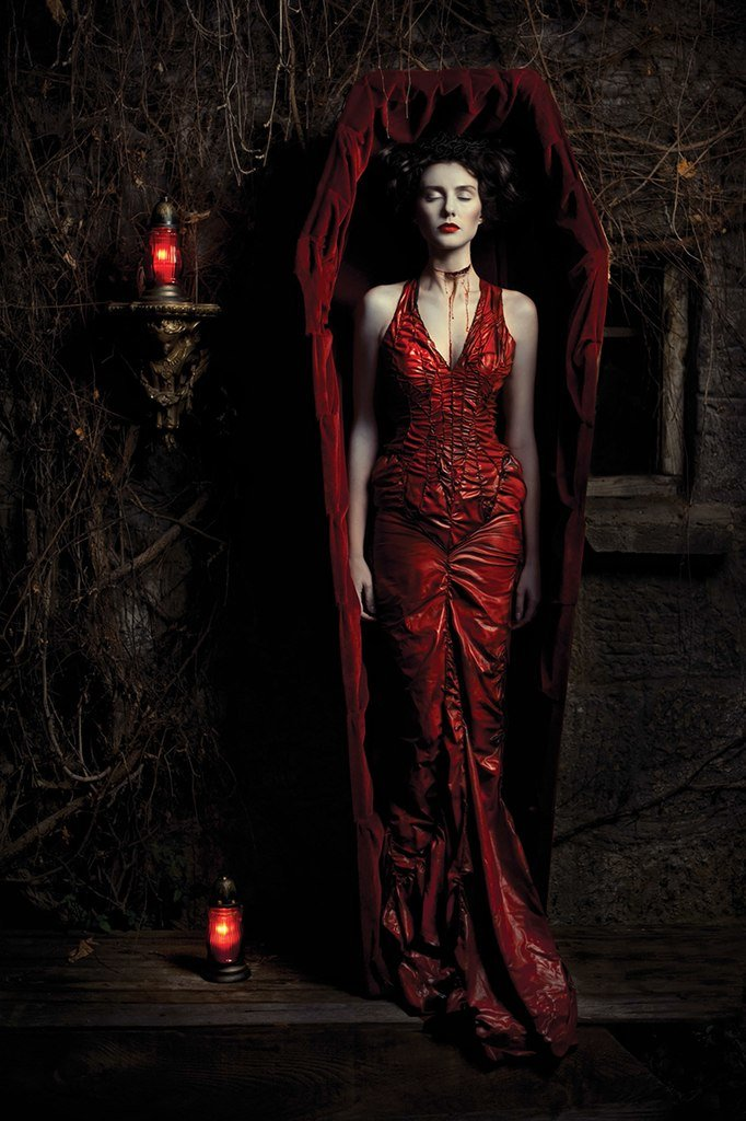 Девочка вамп картинки