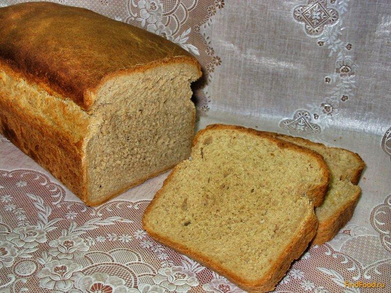 Приготовление домашнего ржаного хлеба