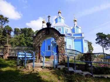 храм покрова пресвятой богородицы д. хотляны
