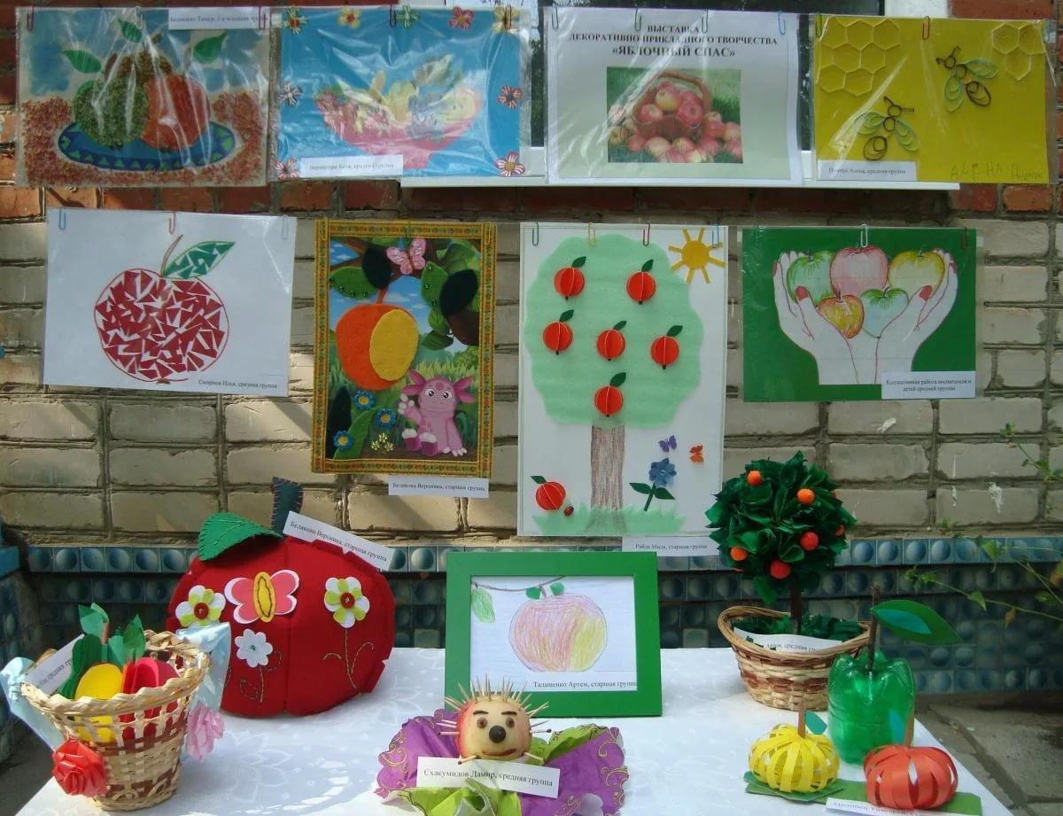 Выставка детских поделок картинки