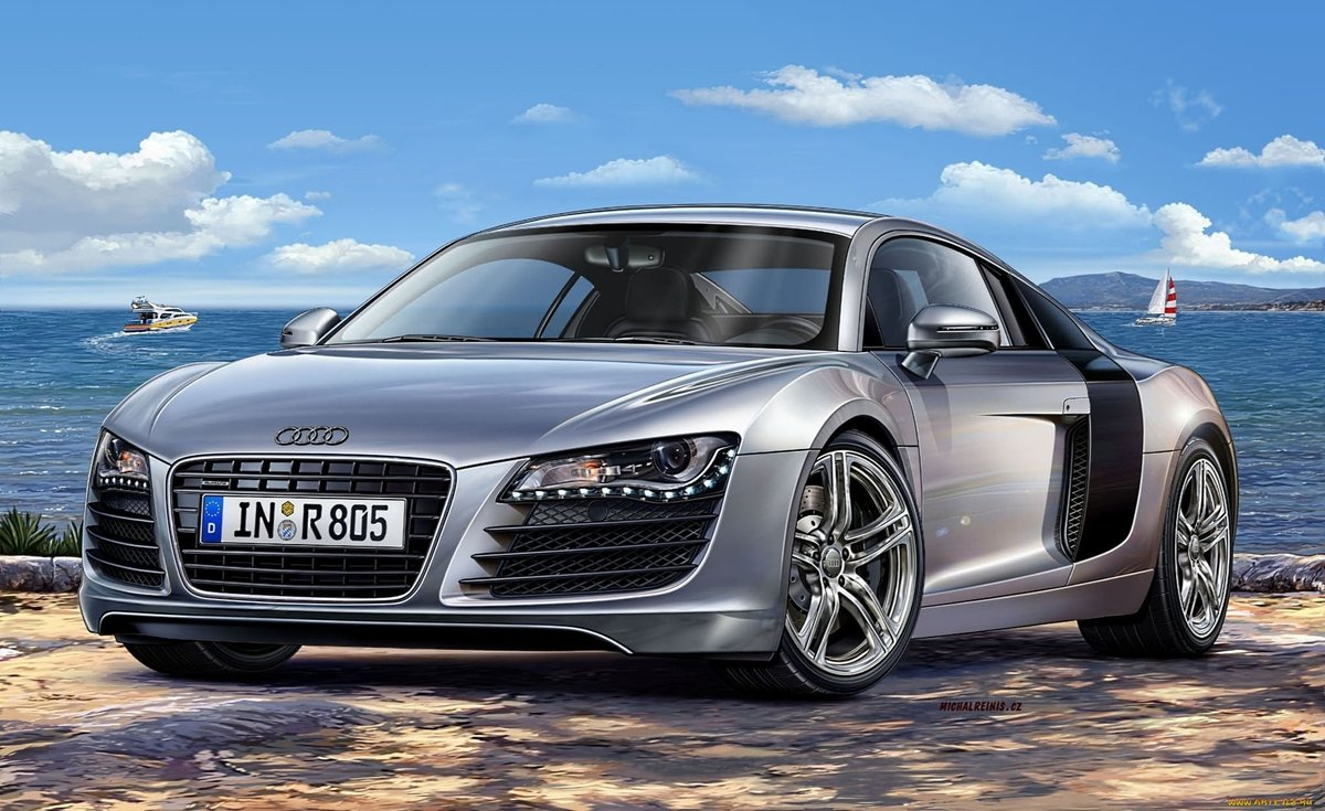 Quot Audi R8 Quot Card From User Slobodchikovakatya In Yandex