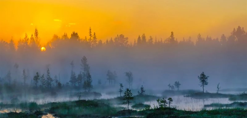 Карельский восход