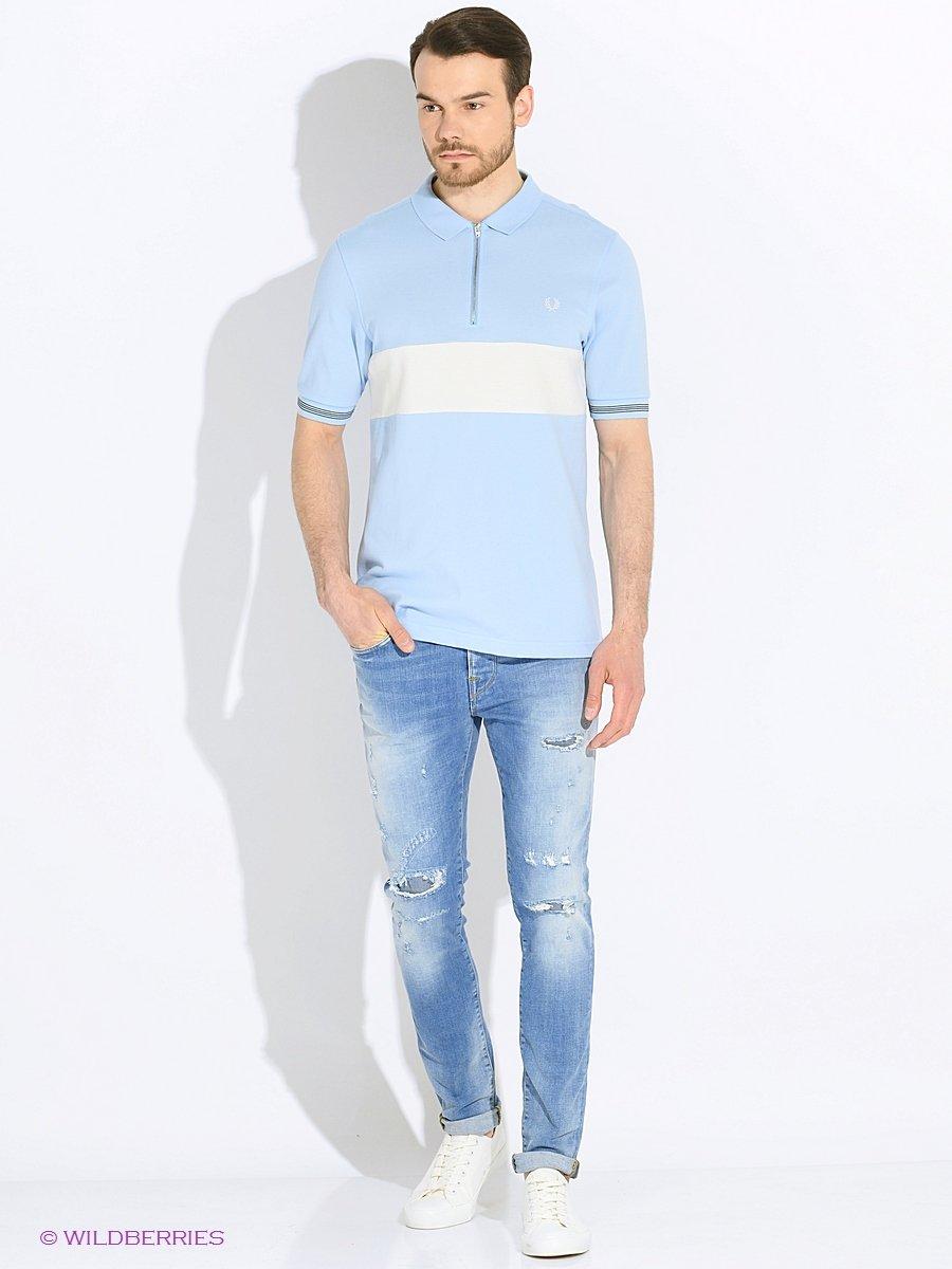 bde8cbe6190 Мужские голубые светлые зауженные джинсы Мужские голубые светлые зауженные  джинсы