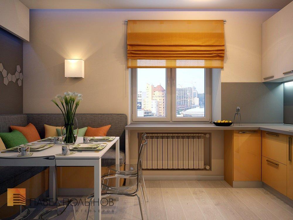 """Дизайн кухни в проекте """"кухни"""". дизайн от студии павла полын."""
