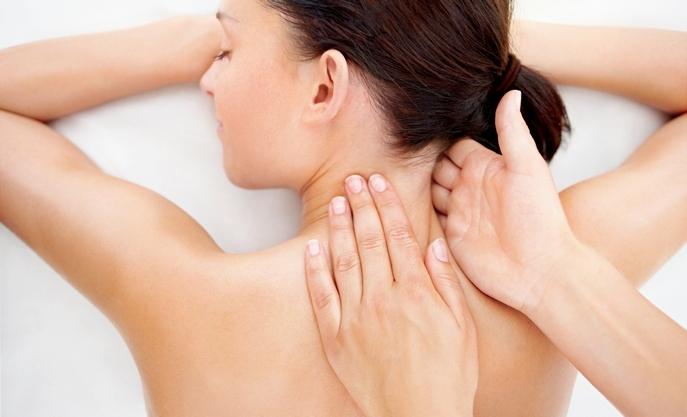 Классический массаж при остеохондрозе шейного отдела позвоночника ...