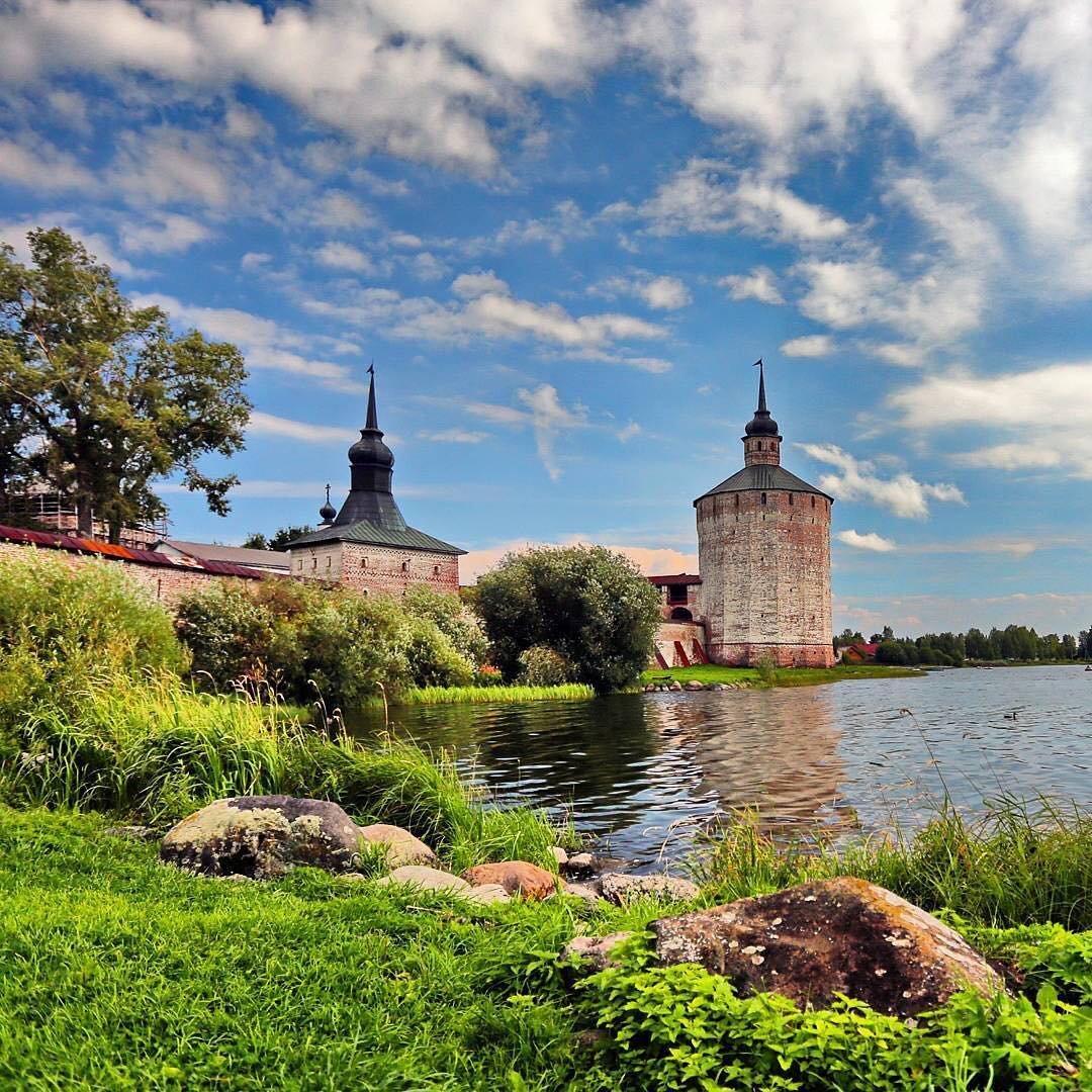 кирилло белозерский монастырь фото чем научитесь