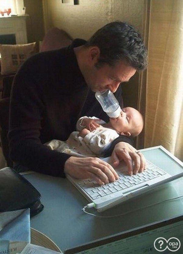 Смешные картинки сыну от папы