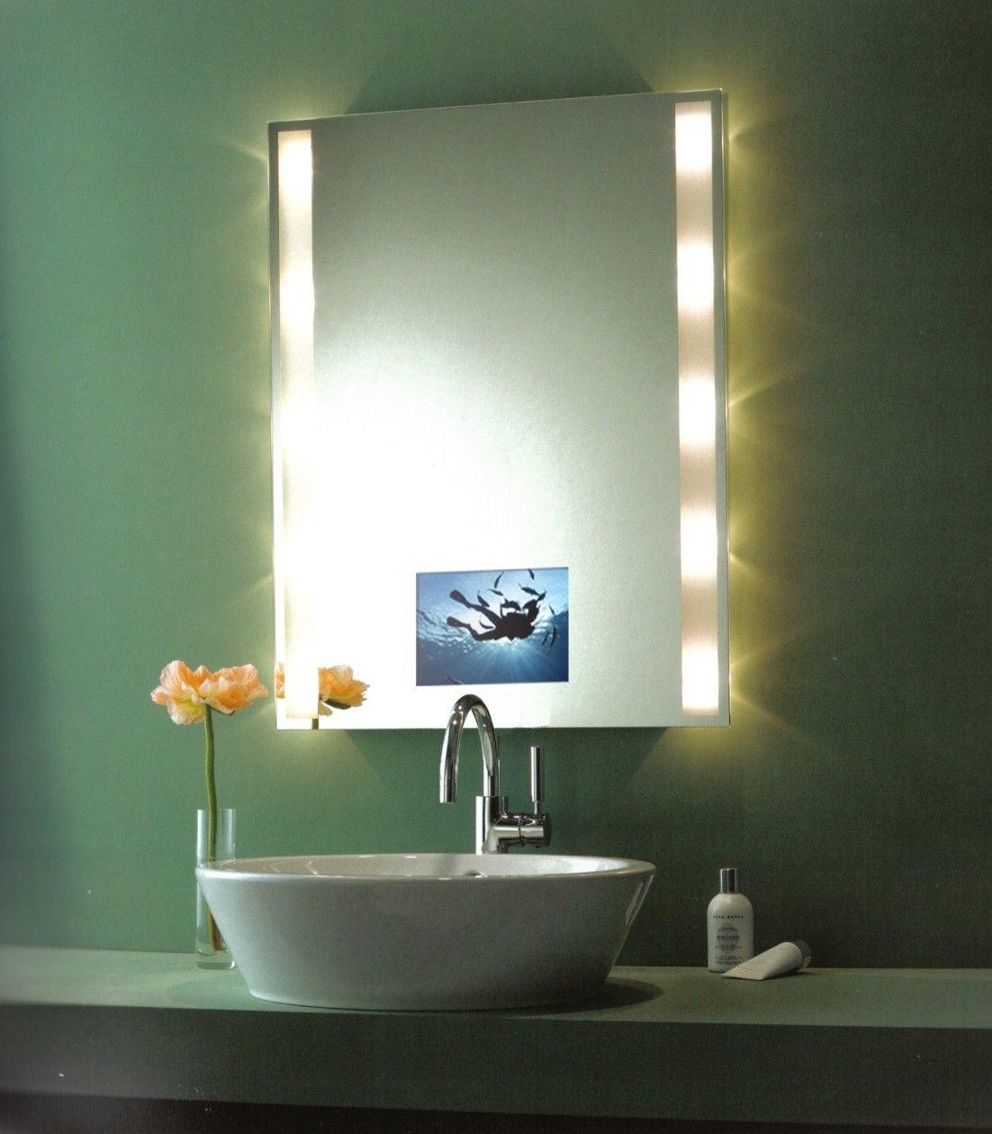 Подсветка зеркала в ванной комнате картинки