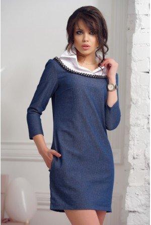 4c27d945fe6 Женские повседневные платья фото 2017 на весну - лето можно купить по  недорогой цене в нашем