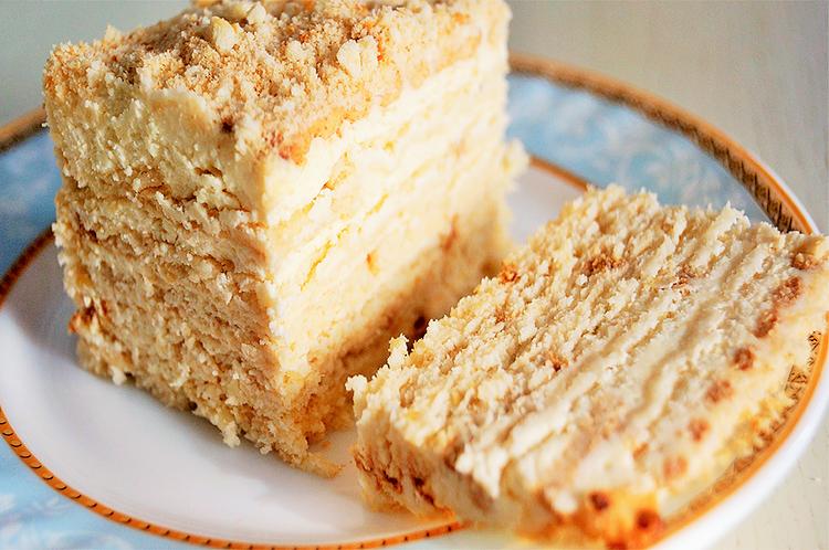 Торты из печенья рецепты с молоком что можно сделать из муки ваниль торт из печенья без выпечки.